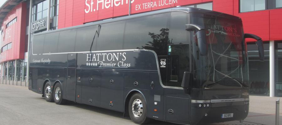 Home Hattons Travel Premier Coach Hire