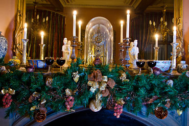 Leighton Hall & Lakes at Christmas: £39 pp