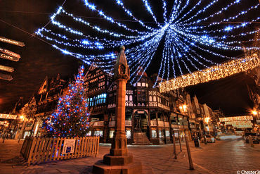 Chester Christmas Market: £14 per person