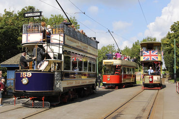 Crich Tramway Village & Bakewell: £30 Adult, £27 Child