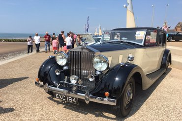 Cleveleys Car Show & Blackpool: £14 per person