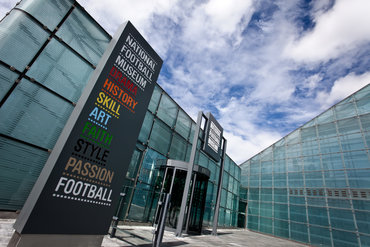 National Football Museum & Women's Football: £14 adults, £10 child (under 15)