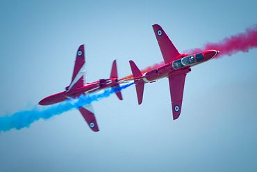 Eastbourne with Airshow: £569 per person