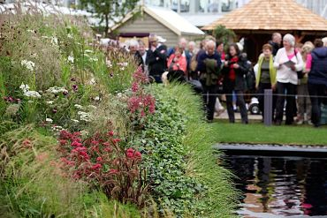 Hampton Court Flower Show & Kew: £389 pp