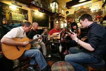 Irish Music Weekend: £329 per person