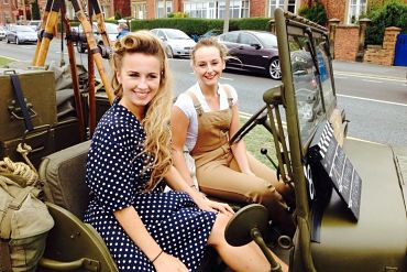 Lytham 1940's Weekend: £95 per person