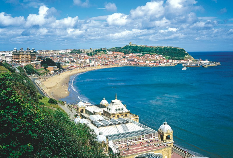 Yorkshire Coast: £399 per person
