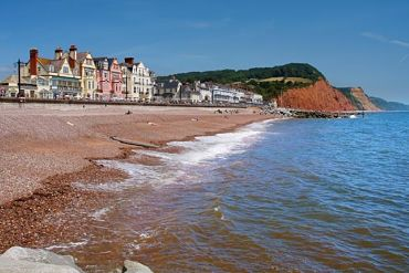 Sidmouth, South Devon: £339 per person