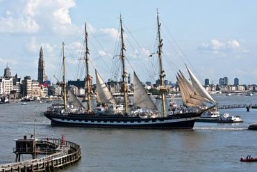 Tall Ships in Sunderland: £239 per person