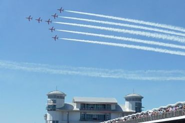 Weston-Super-Mare Airshow: £289 per person