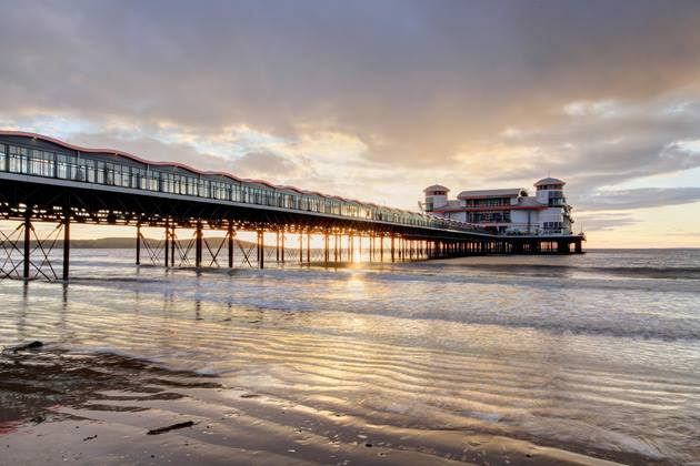 Weston-Super-Mare 5 Day Break: £289 per person