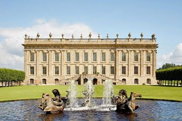 Derbyshire with Chatsworth House: £389 pp