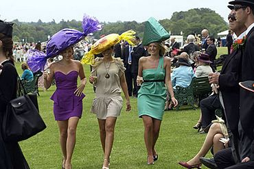 Royal Ascot Ladies Day: £439 per person